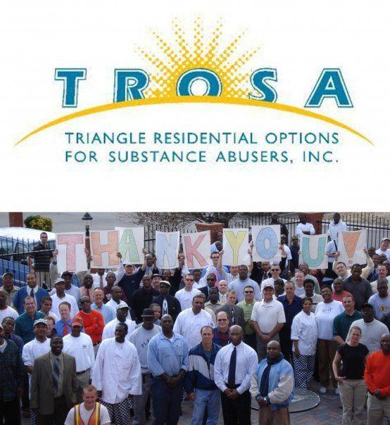 TROSA Transitional House