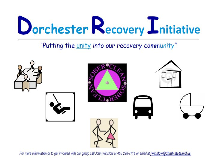 Dri-Dock Recovery & Wellness Center - Cambridge, Maryland - Community Center
